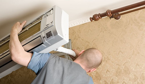 Servicii instalare aer conditionat Bucuresti